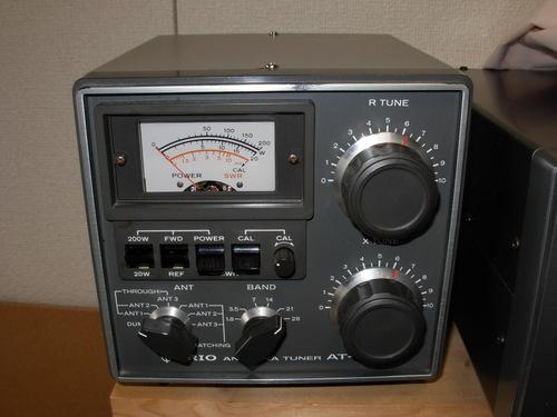 現役です TRIO AT-200